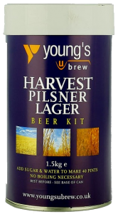 Young's Harvest Pilsner Lager