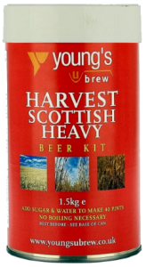 Young's Harvest Scottish Ale
