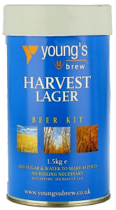 Young's Harvest Lager