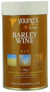 Young's Harvest Barley Wine 14 l