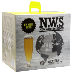 Young's World Belgian Saison 4 kg