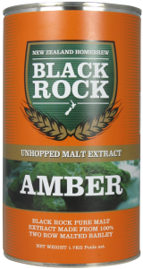Black Rock Amber Unhopped Malt 02
