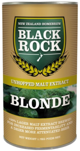 Black Rock Blonde Unhopped Malt 02