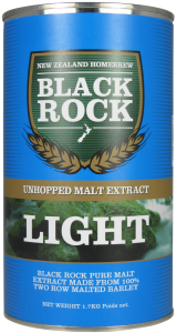Black Rock Light Unhopped Malt 02