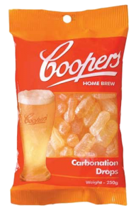 Coopers pastile carbonatare