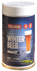 Finlandia Premium Winter Beer 1.7 kg
