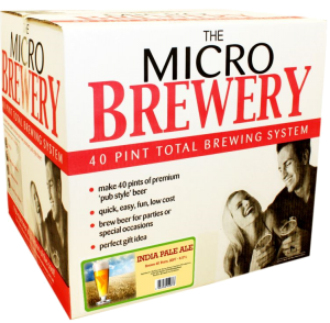 Young's Micro Brewery IPA Complete System