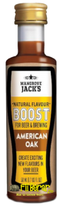 MJ Beer Flavour Booster American Oak 02