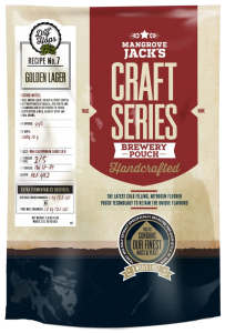 MJ Craft Series Golden Lager cu hamei 02