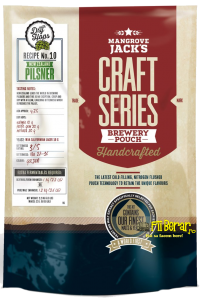 MJ Craft Series New Zealand Pilsner 01