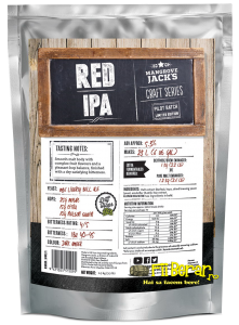 MJ Craft Series Red IPA 02
