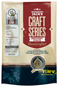 MJ Craft Series Roasted Stout 02