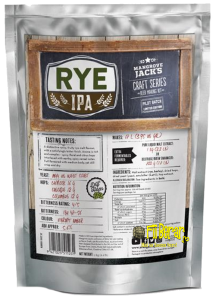 MJ Craft Series Rye IPA 02