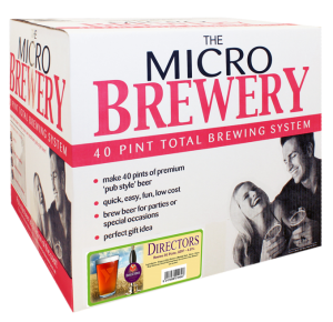 Micro Brewery Youngs - Directors System Complete 019