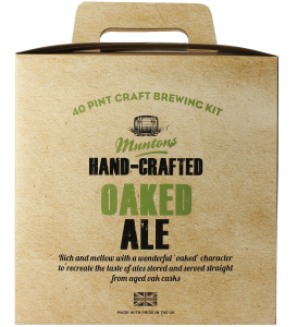 Muntons Craft Oaked Ale 02