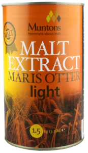 Muntons Maris Otter Light Plain Malt Extract 02