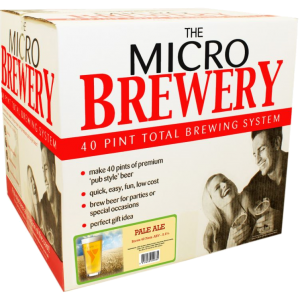 Young's Micro Brewery Pale Ale Complete System