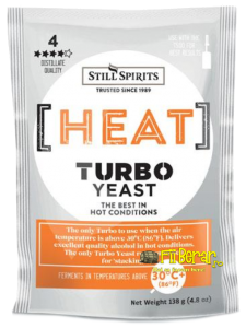 Still Spirits Heat Turbo Yeast 02
