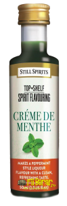 Still Spirits Top Shelf Creme de Menthe 02