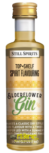 Still Spirits Top Shelf Elderflower Gin 02