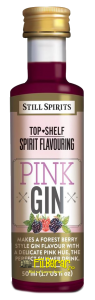 Still Spirits Top Shelf Pink Gin 02