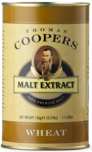 Coopers Malt Extract Wheat