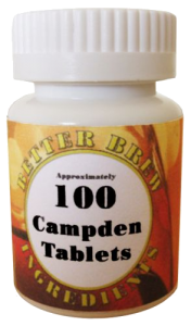 Better Brew Campden Tablete 48g
