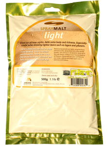 Muntons Spraymalt 500g Light 02