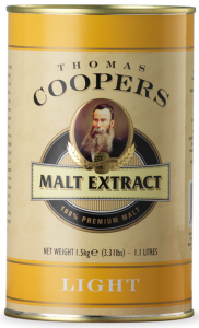 Coopers Malt Extract Light