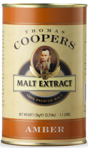 Coopers Malt Extract Amber
